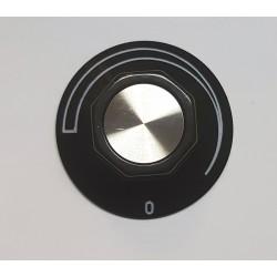 Thermostat knob 0-max